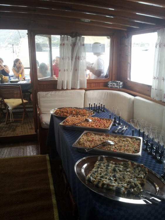 Yacht-Charter in Trapani - Bodrum-Shipyard gulet auf SamBoat