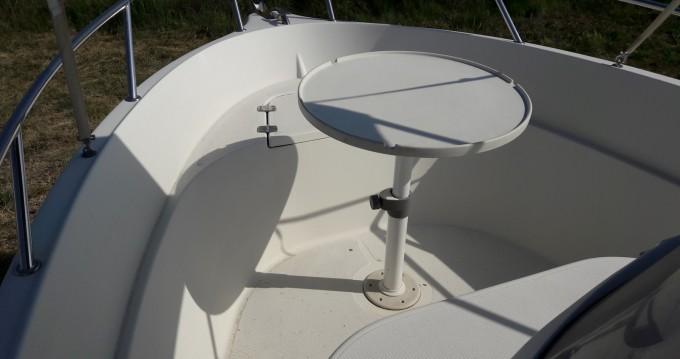 Motorboot mit oder ohne Skipper Quicksilver mieten in Vannes