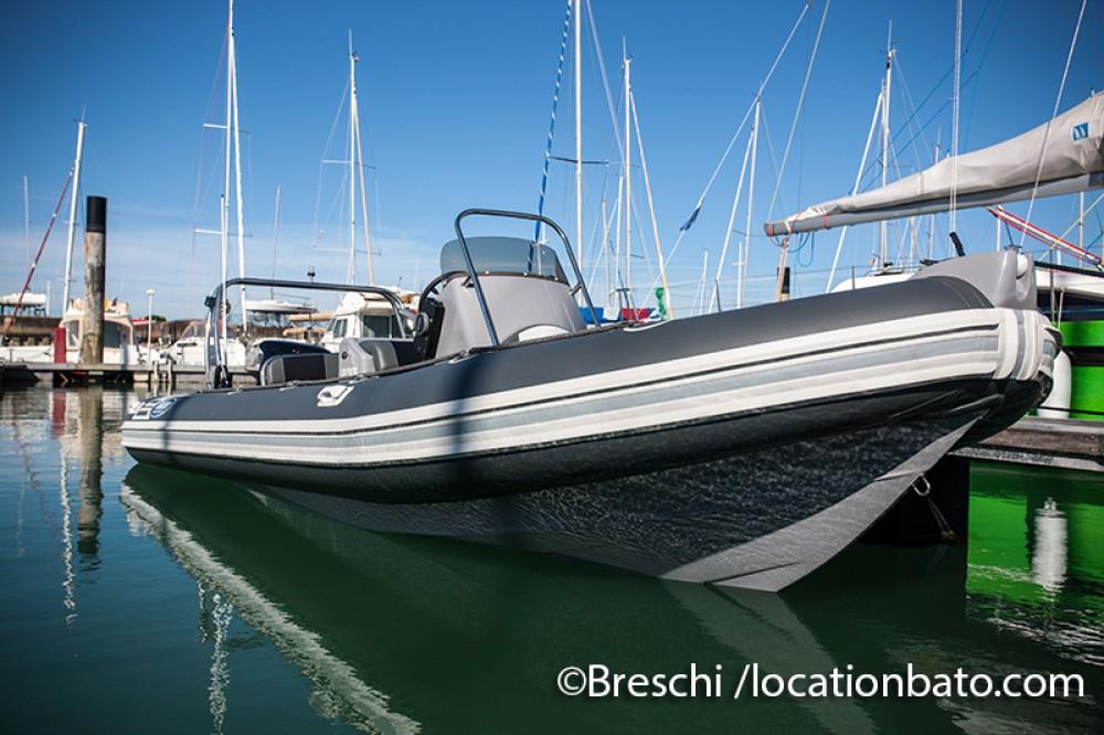 Schlauchboot mieten in La Rochelle - Falcon Falcon 650