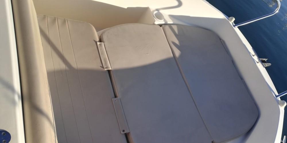 Motorboot mit oder ohne Skipper Quicksilver mieten in Antibes