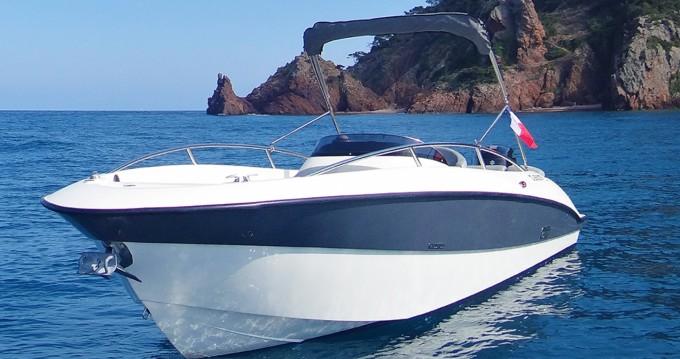 Yacht-Charter in Mandelieu-la-Napoule - Clear Aquarius Open auf SamBoat