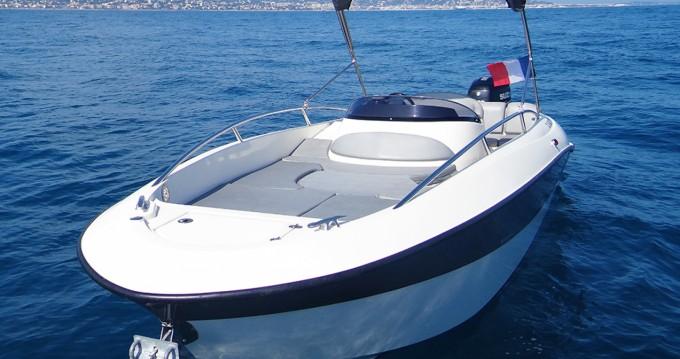 Bootsverleih Clear Aquarius Open Mandelieu-la-Napoule Samboat