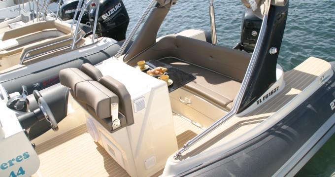 Schlauchboot mieten in Hyères - Italboats STINGHER 27 GT