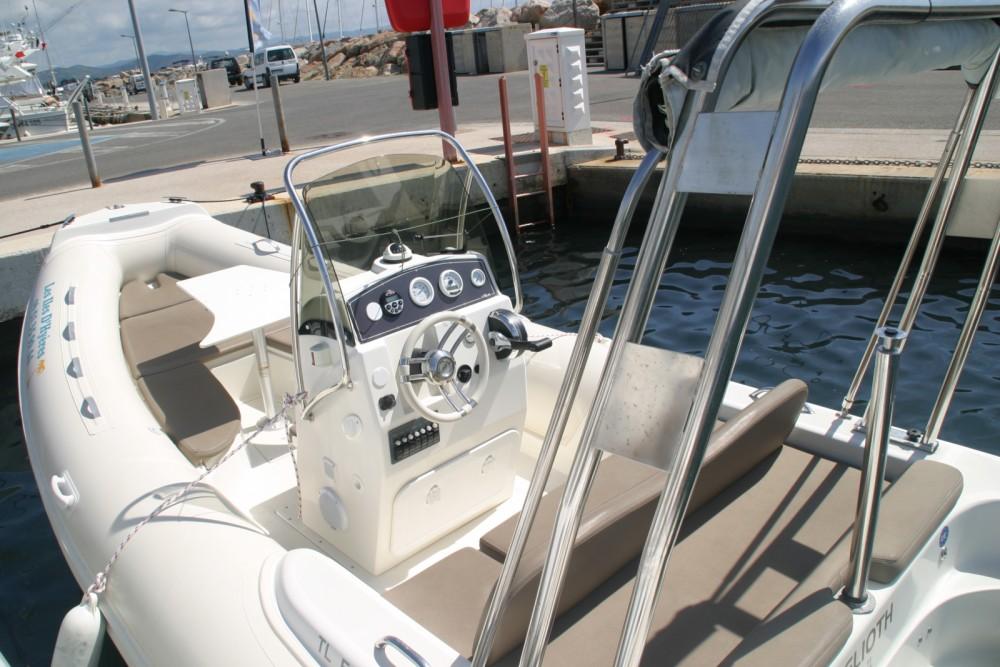 Bootsverleih Nuova Jolly 590 freedom Hyères Samboat