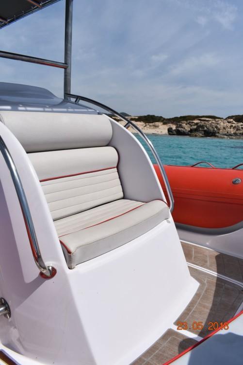 Schlauchboot mit oder ohne Skipper Sacs mieten in Ibiza-Stadt