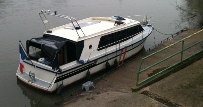 Vermietung Hausboot Bege mit Führerschein