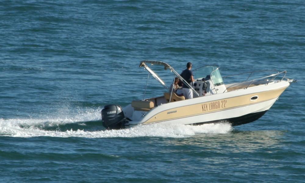 Motorboot mieten in  - Sessa Marine Key Largo 22 Deck
