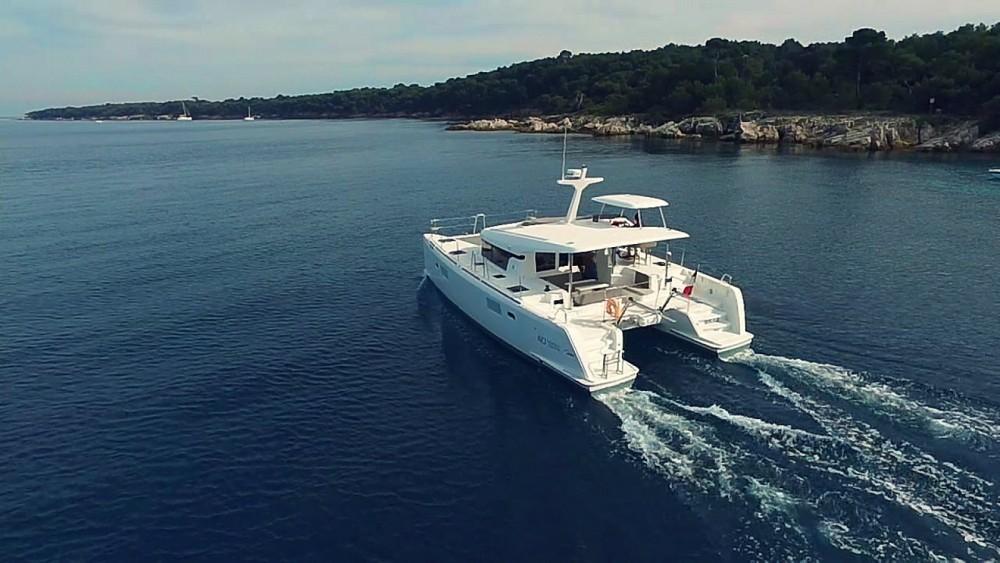Bootsverleih Lagoon Lagoon 40 Motor Yacht Cannes Samboat