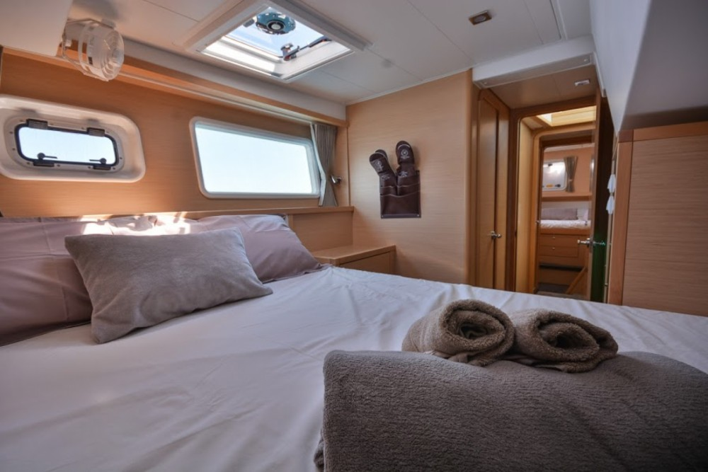 Motorboot mieten in Cannes - Lagoon Lagoon 40 Motor Yacht