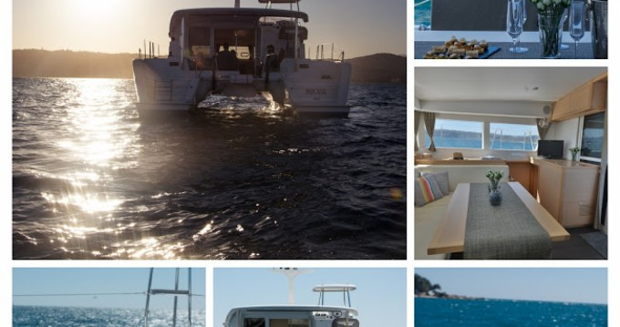 Yacht-Charter in Cannes - Lagoon Lagoon 40 Motor Yacht auf SamBoat