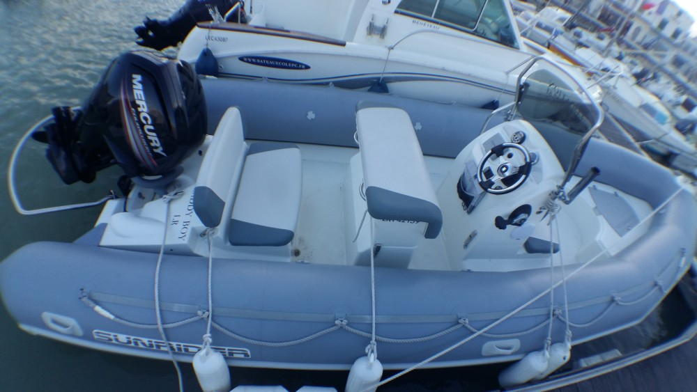 Bootsverleih La Flotte günstig Sunrider 650