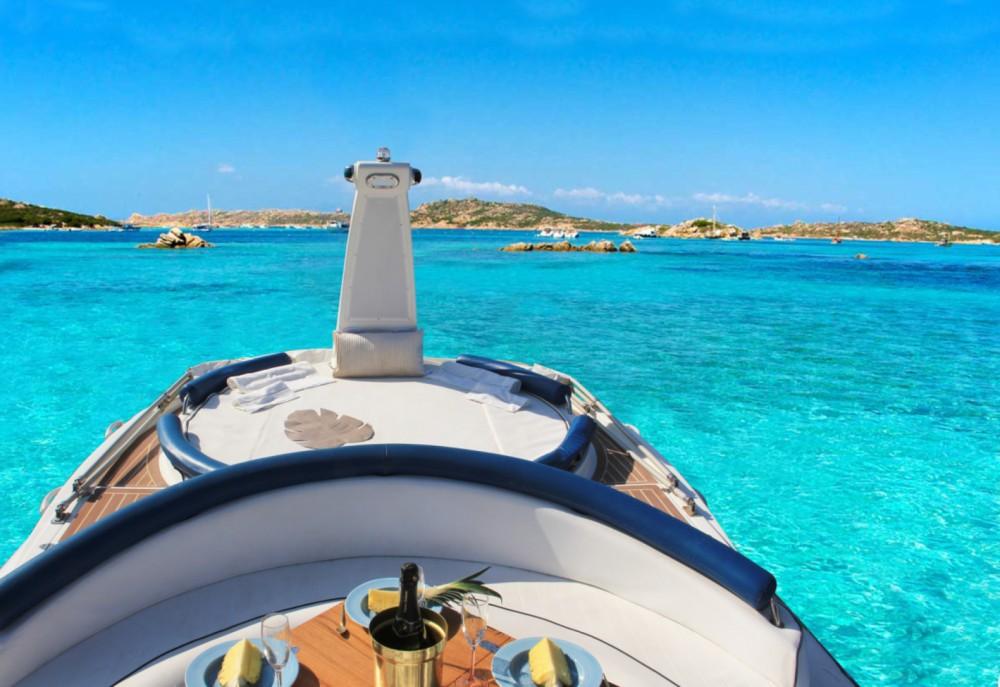 Schlauchboot mieten in Cannes - Abbate GB 750 E.F.B.