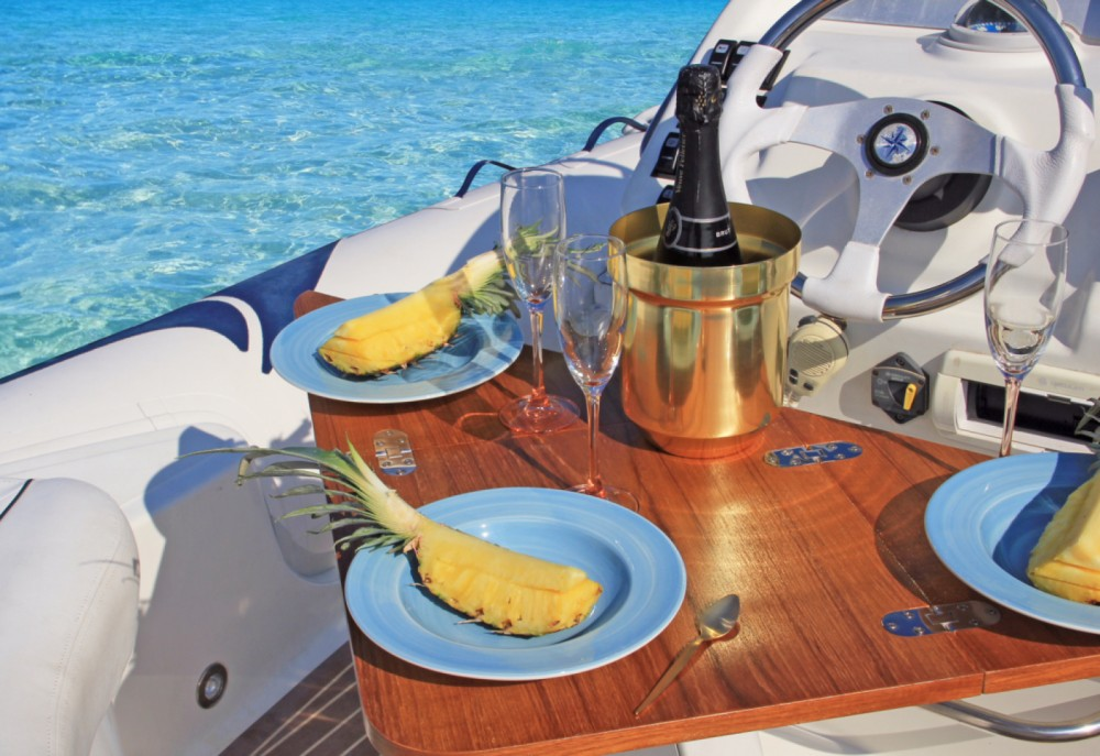 Bootsverleih Abbate GB 750 E.F.B. Cannes Samboat
