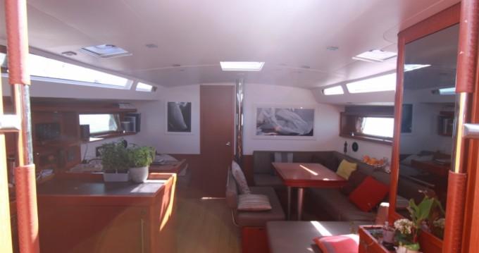 Segelboot mieten in Nice - Bénéteau Oceanis 48