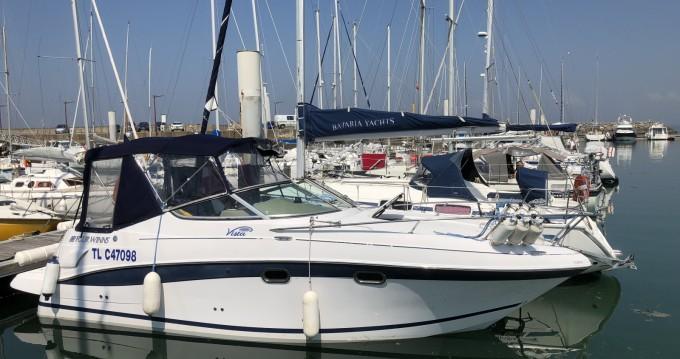 Yacht-Charter in Arzon - Four Winns Vista 268 auf SamBoat