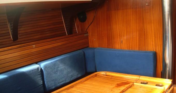 Segelboot mieten in La Rochelle - Jeanneau Sun Fizz