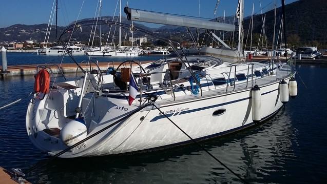 Ein Bavaria Cruiser 46 mieten in Pointe-à-Pitre
