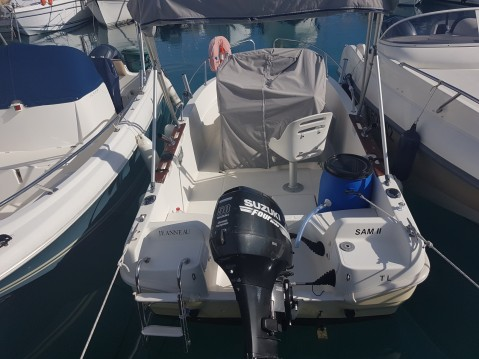 Yacht-Charter in Saint-Laurent-du-Var - Jeanneau Cap Camarat 515 auf SamBoat
