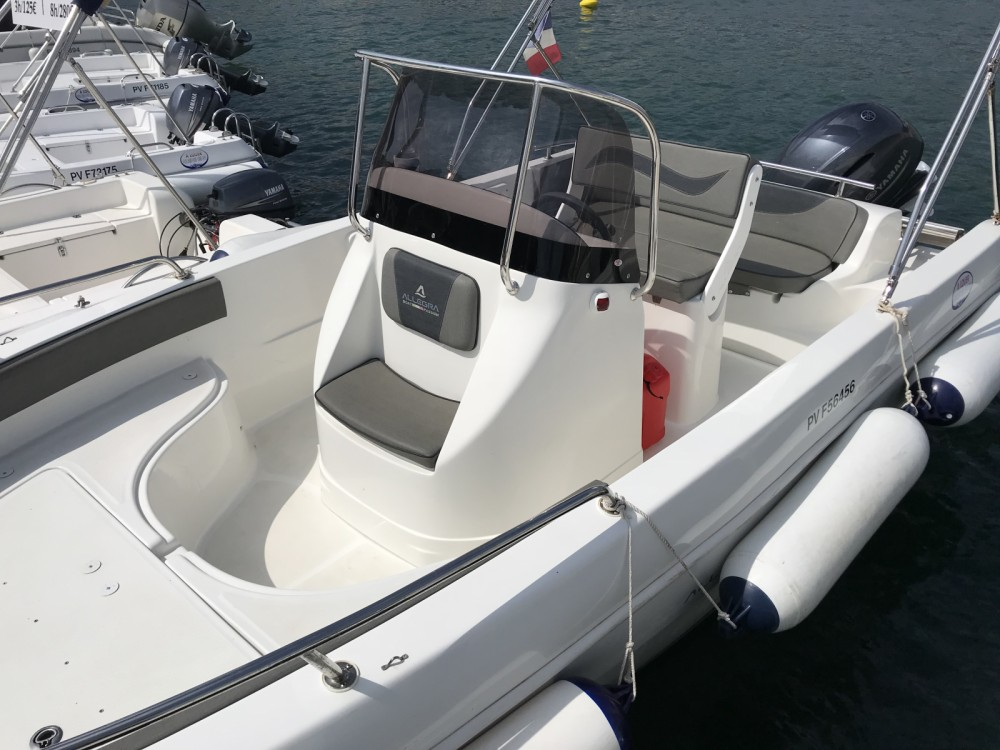 Yacht-Charter in Collioure - Allegra Boats All 19 Open auf SamBoat