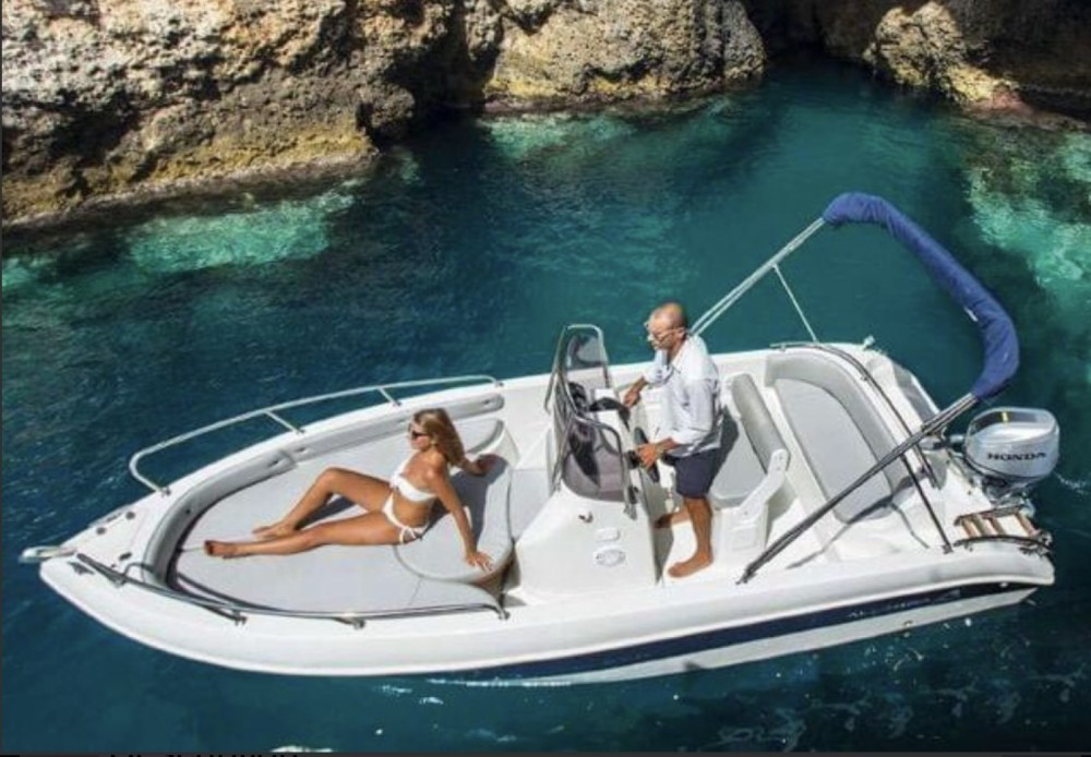 Ein Allegra Boats All 19 Open mieten in Collioure