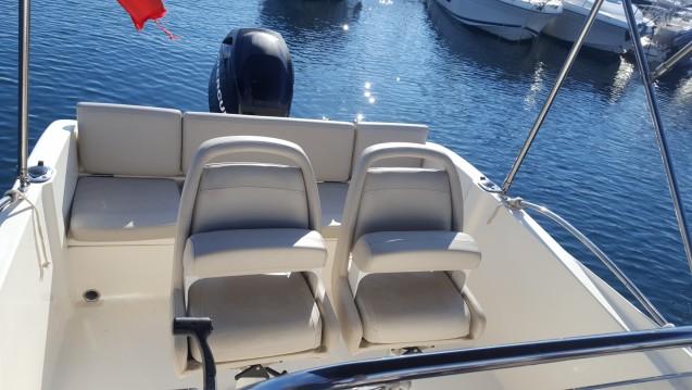 Motorboot mieten in Sainte-Maxime - Quicksilver Activ 535 Open
