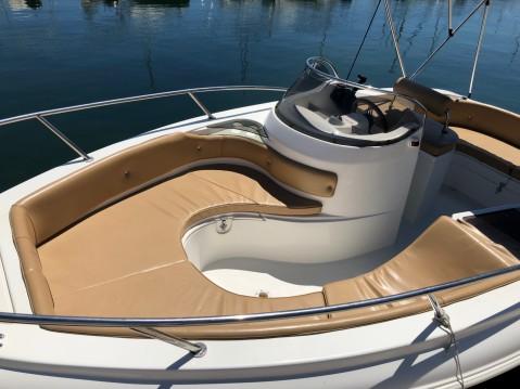 Motorboot mieten in Bormes-les-Mimosas - As Marine AS 590 OPEN