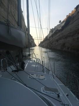 Boréal Boréal 44 zwischen Privatpersonen und professionellem Anbieter Korfu