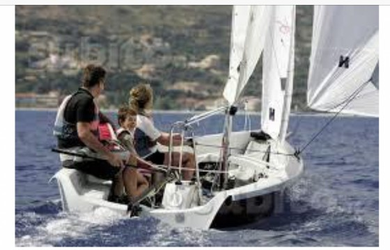 Vermietung Segelboot Laser mit Führerschein