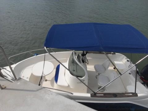 Motorboot mieten in Vannes - Quicksilver Quicksilver 550 Commander