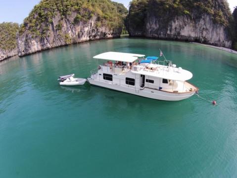 Yacht-Charter in Amphoe Mueang Phuket - Coastal Cruiser 52 ft auf SamBoat