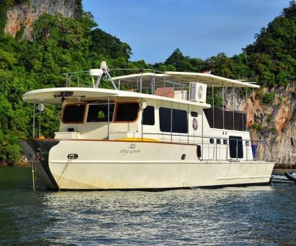 Motorboot mieten in Amphoe Mueang Phuket zum besten Preis