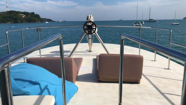 Motorboot mit oder ohne Skipper Coastal Cruiser mieten in Amphoe Mueang Phuket
