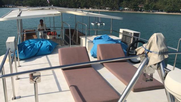 Bootsverleih Coastal Cruiser 52 ft Amphoe Mueang Phuket Samboat