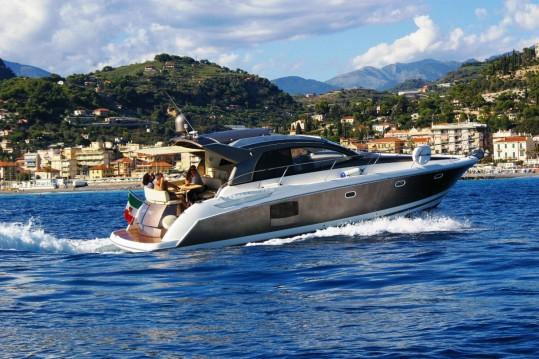 Yacht-Charter in Sanremo - Jeanneau Prestige 42 S auf SamBoat