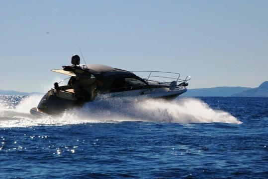 Motorboot mieten in Sanremo - Jeanneau Prestige 42 S