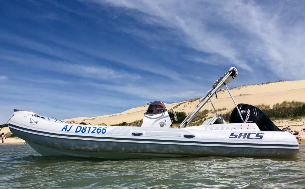 Yacht-Charter in Lège-Cap-Ferret - Sacs Sacs S 640 auf SamBoat
