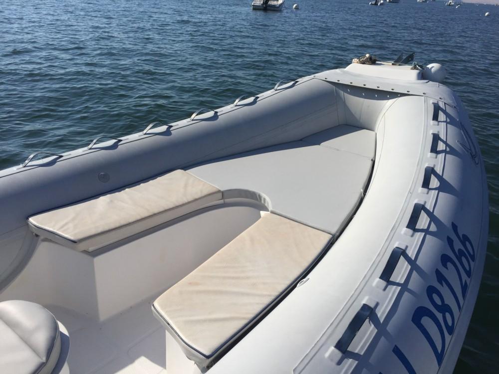 Schlauchboot mieten in Lège-Cap-Ferret - Sacs Sacs S 640