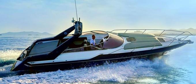 Yacht-Charter in La Savina - Sunseeker Thunderhawk 43 auf SamBoat