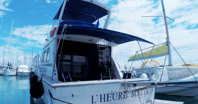 Yacht-Charter in Saint-Laurent-du-Var - Caterpillar Fisherman 48 auf SamBoat