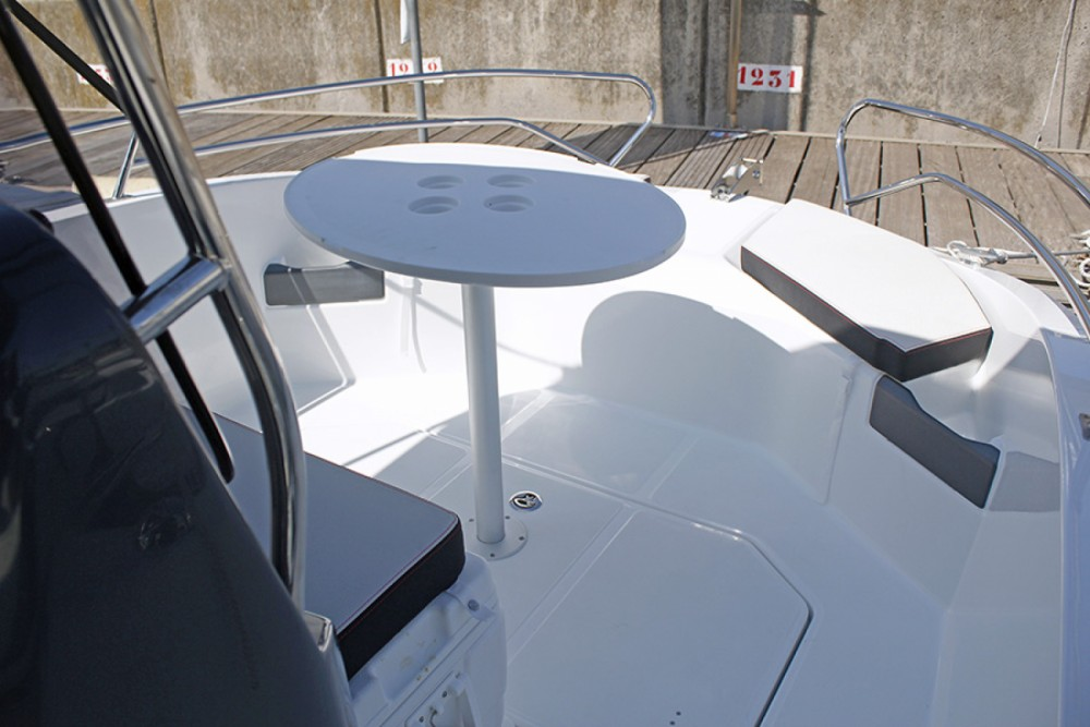 Bootsverleih Bénéteau Flyer 5.5 SPACEdeck Barcelona Samboat
