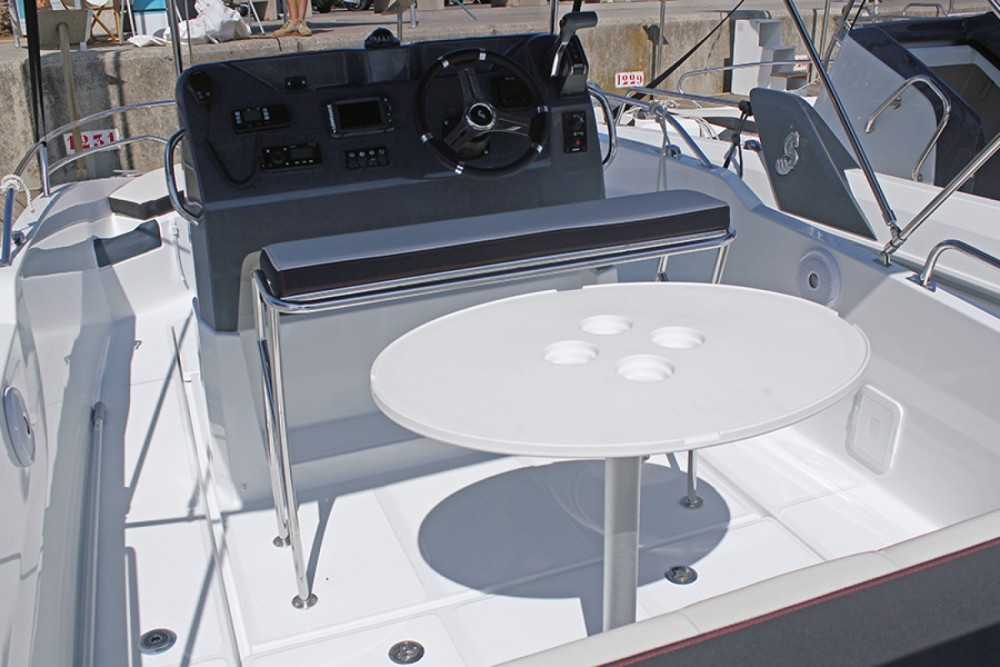 Yacht-Charter in Barcelona - Bénéteau Flyer 5.5 SPACEdeck auf SamBoat