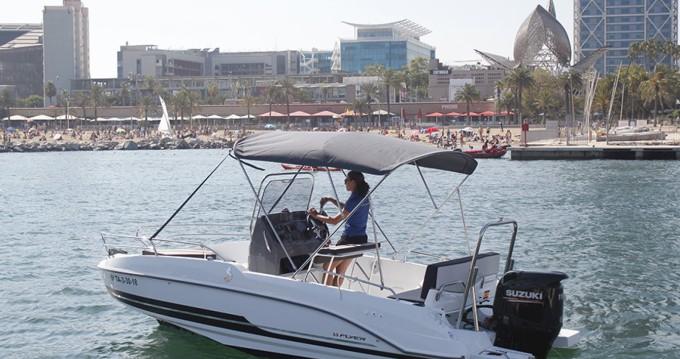 Yacht-Charter in Barcelona - Bénéteau Flyer 5.5 auf SamBoat