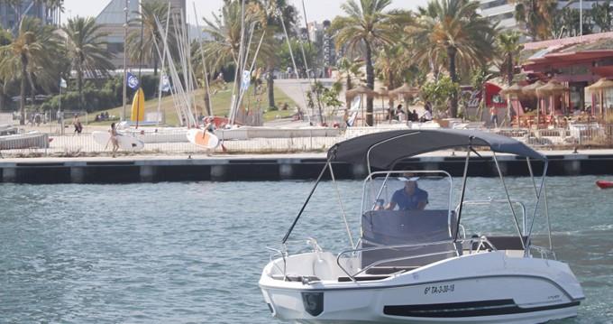 Motorboot mieten in Barcelona - Bénéteau Flyer 5.5