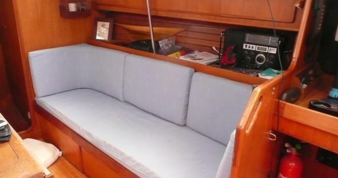 Vermietung Segelboot Frend Ship mit Führerschein