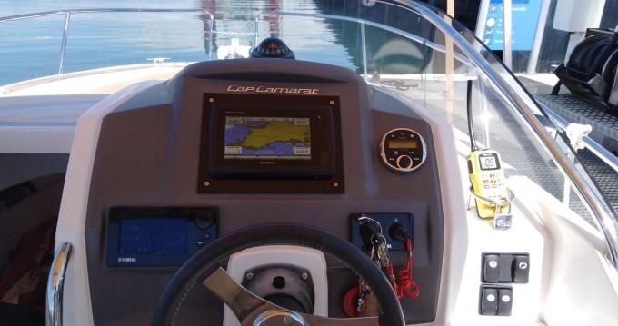 Bootsverleih Jeanneau Cap Camarat 7.5 WA Saint-Philibert Samboat
