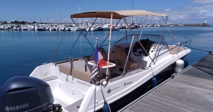 Yacht-Charter in Saint-Philibert - Jeanneau Cap Camarat 7.5 WA auf SamBoat