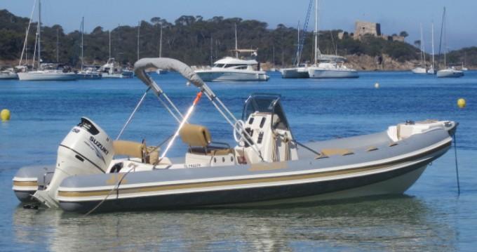 Ein Joker Boat Clubman 23 mieten in Hyères