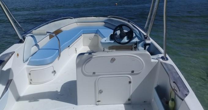 Vermietung Motorboot Legend mit Führerschein