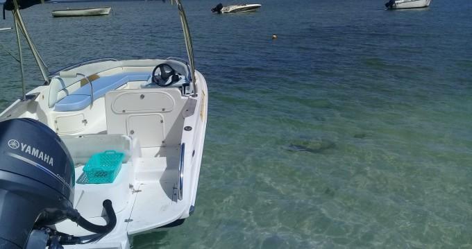 Motorboot mieten in Bambous - Legend L21