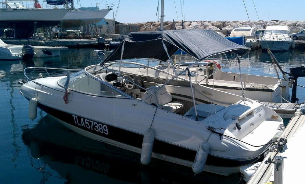 Bootsverleih Le Lavandou günstig Capri Cuddy 2052